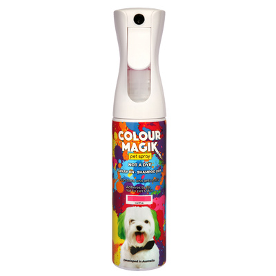 Colour Magik Pet Spray - Hot Pink