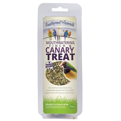 Feathered Friends Canary & Finch Treat 100g