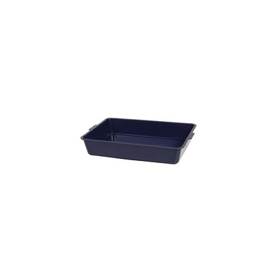FurKidz Economy Cat Litter Tray Dark Blue 49x39cm