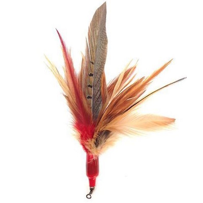 Go Cat Da Wild Thing Feather Attachment