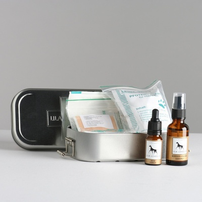 Dog First Aid Kit by Lila Loves It