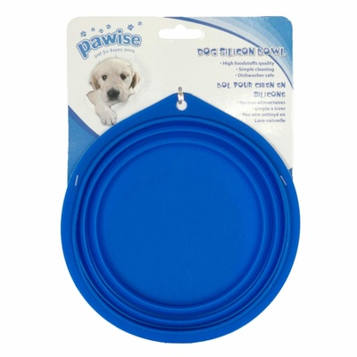 PaWise Silicone Pop-up Bowl - 1Litre