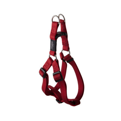 Rogz Lumberjack XLarge Reflective Step-In Harness Red