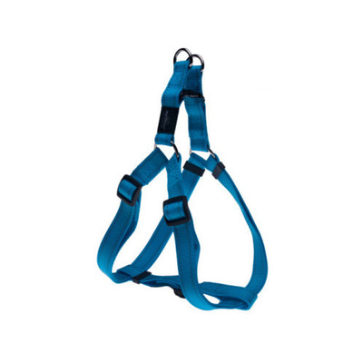 Rogz Lumberjack XLarge Reflective Step-In Harness Turquoise