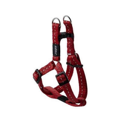 Rogz Nitelife Small Step-In Harness Red