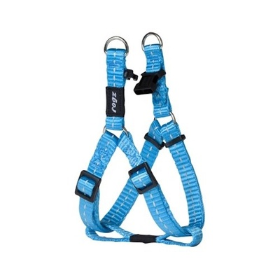 Rogz Nitelife Small Step-In Harness Turquoise