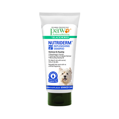 PAW NutriDerm Replenishing Shampoo 200ml