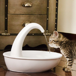 Swan Pet Drinking Fountain for Dogs & Cats 2.36 Litre