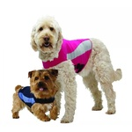 Dog Thundershirt Pink Polo XXSmall