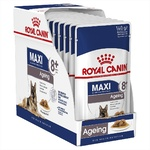 Royal Canin Dog Maxi Ageing 8+ Wet 10 x 140g