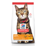 Hill's SD Cat Food Light Adult 2kg
