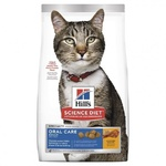Hill's SD Cat Food Oral Care 2kg