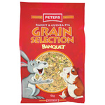 Peters 4kg Grain Selection for Rabbits and Guinea Pigs