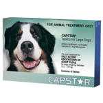 Capstar For Large Dogs 6 Tablets