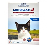 Milbemax Allwormer For Cats 0.5-2kg