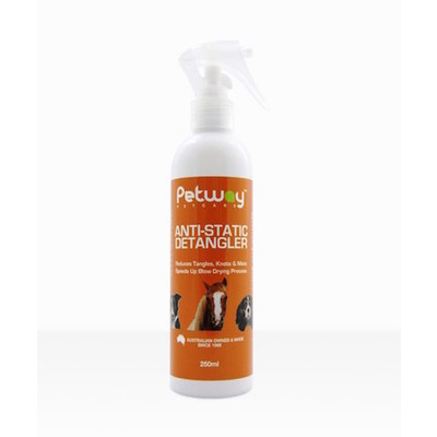 Petway Petcare Anti Static Detangler 250ml