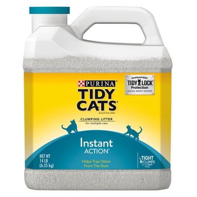 Purina Tidy Cats Instant Action Cat Litter 6.35kg